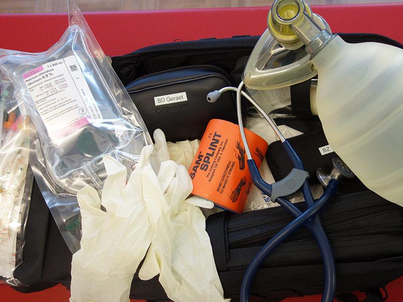 hausärztliche Notfall Erstversorgung Arzt Wichtrach